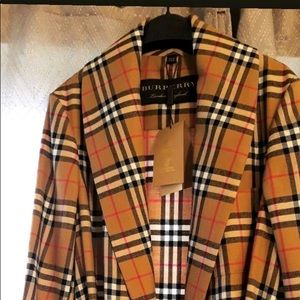 Burberry Coat For Woman